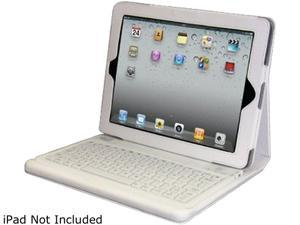 BT3 Kyb White Prot iPad Case
