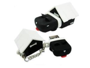 TCELL FDDGCGQWB00 Home Dog 8GB USB Flash Drive (Black)