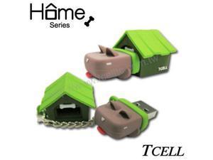 TCELL Home 8GB USB Flash Drive (Kiwi Green)