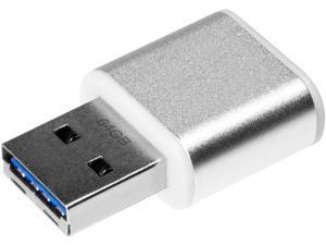 Verbatim 64GB Store 'n' Go Mini Metal USB 3.0 Flash Drive
