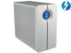 LaCie 2big Thunderbolt 4TB External Hard Drive with Cable 4TB (9000359)
