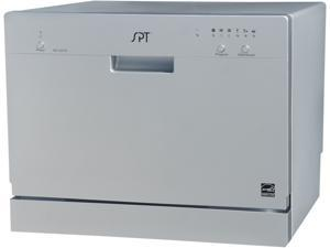 SPT SD-2201S Countertop Dishwasher, White
