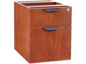 Alera VA552222MC Valencia Series 3/4 Box/File Pedestal  16w x22d x 22h  Med CY