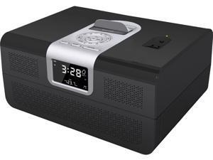 GunVault RV-01BLK Black Radio/MP3 Vault Safe W/Biometric Fingerprint Scanner