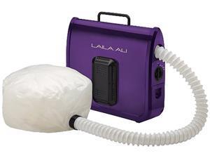 Laila Ali LADR5604 Ionic Soft Bonnet Dryer, Purple and White