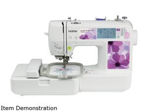 Brother PE525 Embroidery Machine 70 Designs