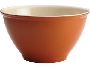 Rachael Ray Cucina Garbage Bowl, Pumpkin