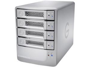 HGST 0 5 eSATA Highly Versatile Multi-Interface 4-Bay RAID Storage