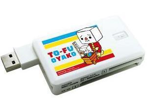 Pretec TO-FU OYAKO 32-in-1 Multi-card reader