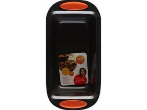 "Rachael Ray 54079 Oven Lovin' Non-Stick Bakeware 9"" x 5"" Loaf Pan, Orange"