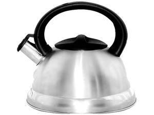 Better Chef WTK-100 3L Whistling Tea Kettle, Silver