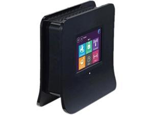 Securifi Almond Touchscreen Wireless N300 Router / Range Extender (3 Minute Setup)