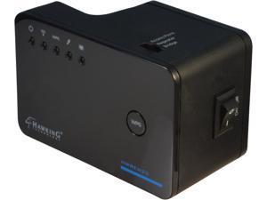 Hawking Technology HWREN25 Hi-Gain Wireless-300N Wall Plug Multi-Function Range Extender