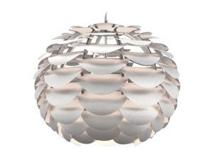 Zuo Modern 50035 Tachyon Ceiling Lamp Aluminum