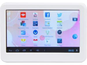 "iView CyberPad 420TPC Android Tablet - 1.2GHz 512MB DDR3 4GB flash memory 4.3"" Tablet WIFI Android 4.2 White (iVIEW-420TPC-WT)"