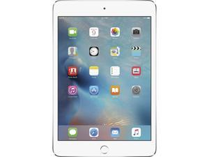 Apple iPad mini 4 (16GB, Wi-Fi, Silver) MK6K2LL/A