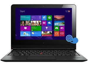 "ThinkPad Helix 36986EU Intel Core i5 4GB Memory 128GB SSD 11.6"" Touchscreen Ultrabook Windows 8 Pro 64-bit"