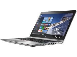 "ThinkPad Yoga 460 20EM001PUS Ultrabook Intel Core i5 6200U (2.30 GHz) 4 GB Memory 192 GB SSD Intel HD Graphics 520 Shared memory 14"" Touchscreen Windows 10 Pro 64-Bit"
