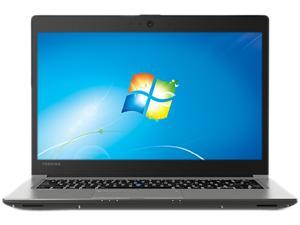 "TOSHIBA Portege Z30-A1302 Intel Core i7 4600U (2.10GHz) 8GB Memory 256GB SSD 13.3"" Ultrabook Windows 7 Professional 64-Bit"