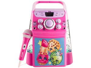Shopkins Floating Water Karaoke - Pink