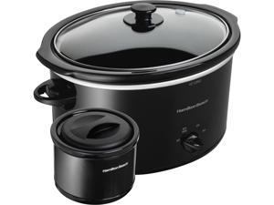 5-Quart Slow Cooker With Party