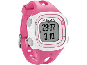 Refurb Forerunner 10 White and Pink