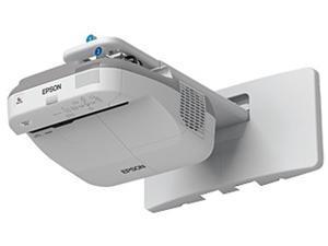 Epson - V11H605020 - Epson PowerLite 570 LCD Projector - HDTV - 4:3 - 1.8 - UHE - 215 W - SECAM, NTSC, PAL - 5000 Hour