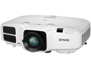 Epson - V11H748020 - Epson PowerLite 4770W LCD Projector - 720p - HDTV - 16:10 - Front, Rear, Ceiling - UHE - 280 W -