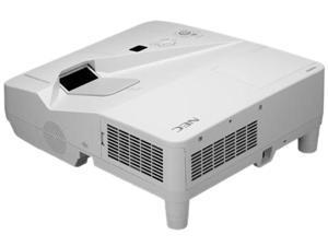 NEC - NP-UM330W-WK - NEC Display UM330W LCD Projector - 720p - HDTV - 16:10 - 1.8 - AC - 265 W - SECAM, NTSC, PAL - 3000