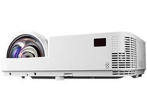 NEC - NP-M332XS - NEC Display NP-M332XS 3D Ready DLP Projector - 720p - HDTV - 4:3 - F/2.4 - 3.1 - AC - 200 W - SECAM,
