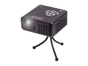 AAXA P5 720P HD Portable Projector, 300 Lumens, 120+ Min Li-Ion Battery, 15,000 Hour LED, Media Player, DLP