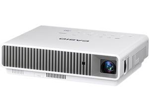 Casio Signature Xj-m256 3d Ready Dlp Projector - 720p -
