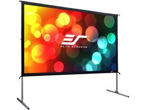 Elite Screens - OMS90H2 - Elite Screens Yard Master 2 OMS90H2 Projection Screen - 90 - 16:9 - Surface Mount - 44 x 78 -