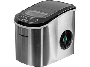MAGIC CHEF MCIM22ST 27lb Ice Maker - Stainless