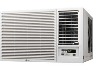 LG LW1215HR- 12000 BTU Window Air Conditioner/Heater - White