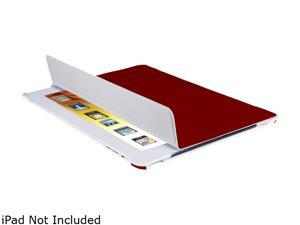 V7 Slim Carrying Case (Folio) for iPad - Red
