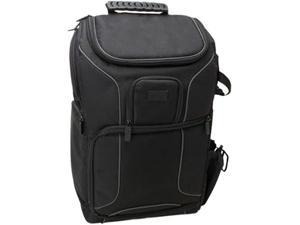 USA GEAR Professional Camera , Gadget and Laptop Travel Backpack - Works With Fujifilm Finepix S9800 , Pentax K-3 II , Sony Cyber-shot DSC-RX10 II , Panasonic Lumix DMC-FZ300 and More