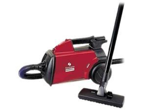Sanitaire Commercial Vacuum, 7' Hose, 20' Cord, 8 lb., Red