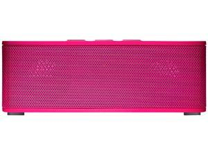 URGE Basics UG-SNDBRCKPNK Pink Soundbrick Bluetooth Stereo Speaker with Built-in Mic