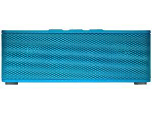 URGE Basics UG-SNDBRCKBLU Blue Soundbrick Bluetooth Stereo Speaker with Built-in Mic