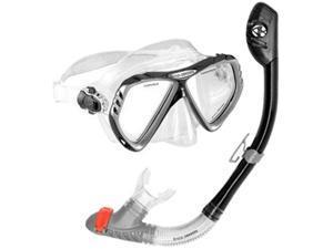 US Divers 261200 Regal Lx Tucson Snorkel Set Gm