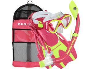 US Divers 261243 Buzzislandjr Gear Bag Pink Lg
