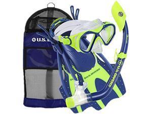 US Divers 261241 Buzzislandjr Gear Bag Blue Lg