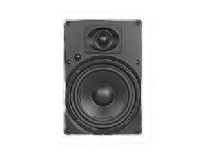"""ARCHITECH SE-791E 6.5"""" Premium Series In-Wall Speakers"""