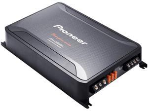 New Pioneer Gm-D9601 2400W Car Audio Mono Amplifier Amp With Bass Knob 2400 Watt