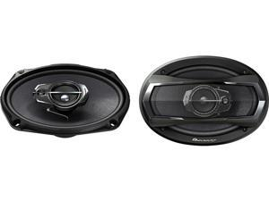 "New Pioneer Ts-A6965r 6"" X 9"" (6X9) 3-Way Ts Series Coaxial Car Stereo Speakers"