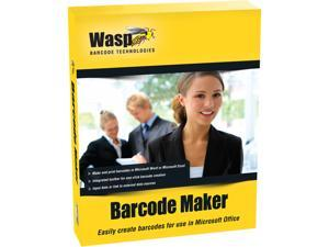 Wasp 633808105167 Barcode Maker (1 User License)