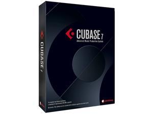 Steinberg Cubase 7 Music Production Audio/MIDI DAW Software (Full US Version)