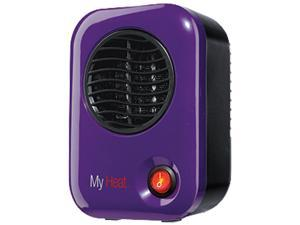 LASKO 106 MyHeat Personal Ceramic Heater, Purple