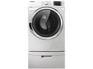 "27"" Electric Dryer with 7.5 cu. ft. Capacity, 13 Drying Cycles, 9 Options, Sanitization Cycle, Steam Dry, Tumble-Drying, ..."